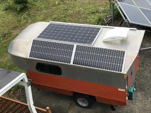 蓄電型自家発電システム