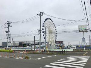 三井アウトレットパーク仙台港 住宅展示場